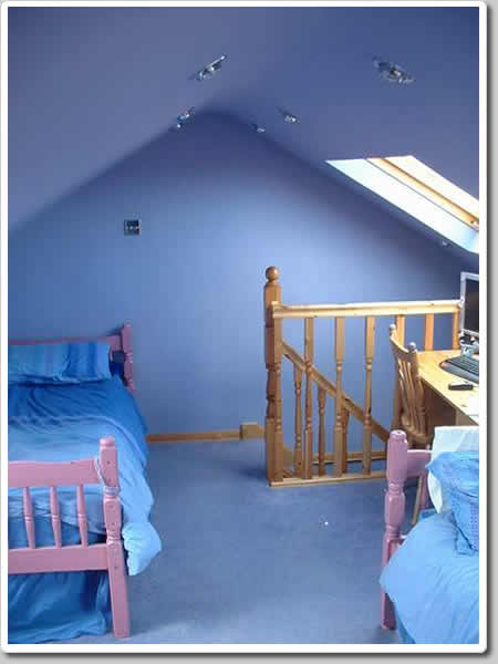 Simple Converted Bedroom Photo 171 Loft Amp Attic Conversions