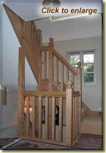 Stairs and staircasesDesigned and made by Buildingrooms the quality builder. All areas of Belfast covered.