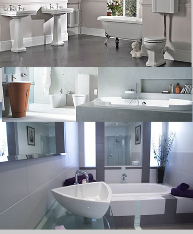 A complete bathroom fitting & installation service from Belfast's specialist bathroom fitters & installers BuildingRooms. Quality bathrooms from around Northern Ireland.
