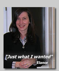 Buildingrooms customer Elanor from Newtownards says _ just what I wanted _